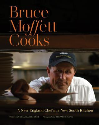 Cover for Bruce Moffett Cooks