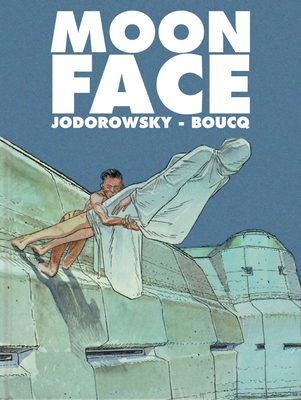 Cover for Moon Face