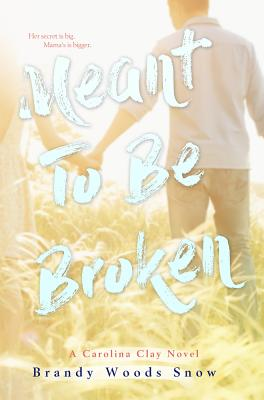 Meant to Be Broken (A Carolina Clay Novel) Cover Image