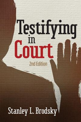 Testifying in Court: Guidelines and Maxims for the Expert Witness Cover Image