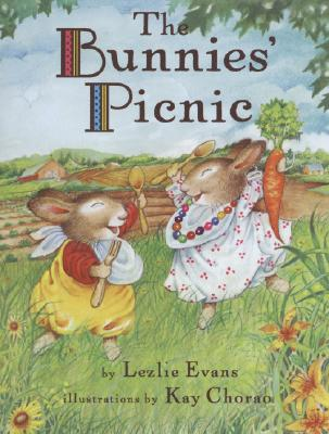 The Bunnies' Picnic Cover