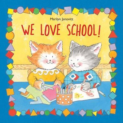 We Love School! Cover