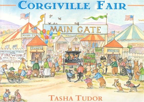 Corgiville Fair Cover Image