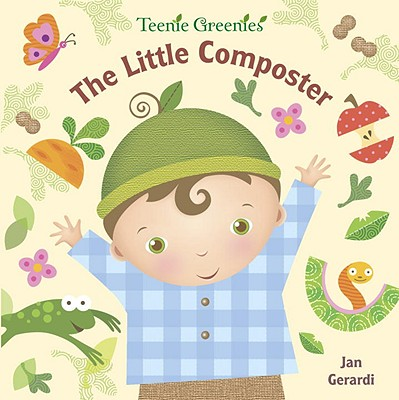 The Little Composter Cover