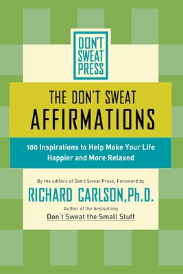 The Don't Sweat Affirmations Cover