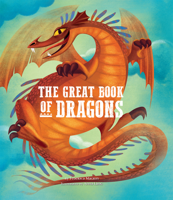 The Great Book of Dragons, Volume 2 Cover Image