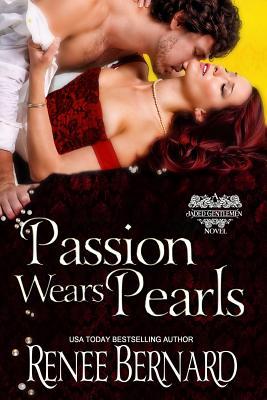 Passion Wears Pearls (Jaded Gentlemen #4) Cover Image