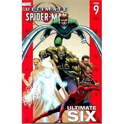 Cover for Ultimate Spider-Man - Volume 9