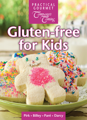 Gluten-Free for Kids Cover Image
