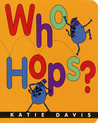 Who Hops? Cover