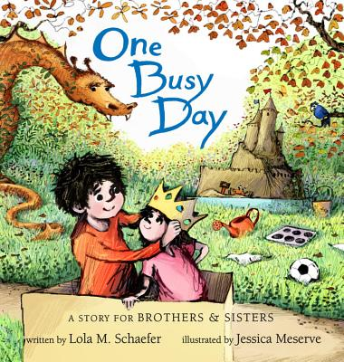 One Busy Day Cover