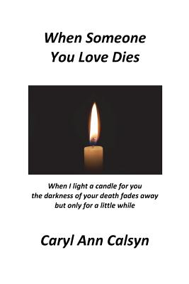 When Someone You Love Dies Cover Image