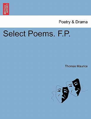Select Poems. F.P. Cover