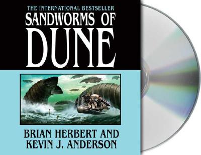 Sandworms of Dune Cover Image