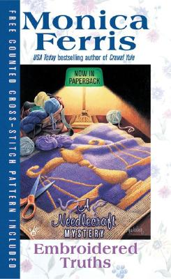 Embroidered Truths (A Needlecraft Mystery #9) Cover Image