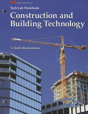 Construction and Building Technology Tech Lab Workbook Cover Image