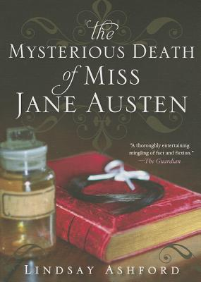 The Mysterious Death of Miss Jane Austen Cover