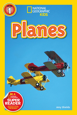 National Geographic Readers: Planes Cover Image