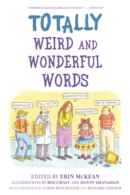 Totally Weird and Wonderful Words Cover