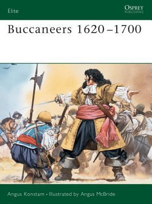 Buccaneers 1620 1700 Cover
