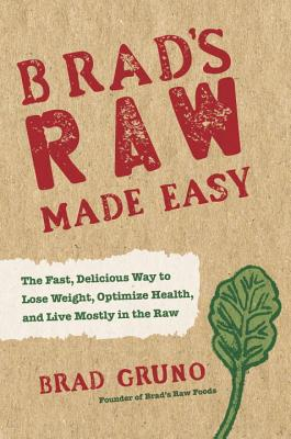 Brad's Raw Made Easy Cover
