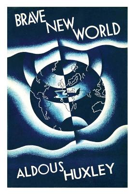 Brave New World: Aldous Huxley (English Edition) Cover Image