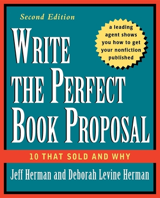Write the Perfect Book Proposal Cover