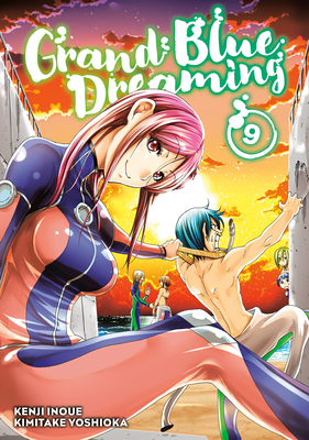 Grand Blue Dreaming 9 Cover Image