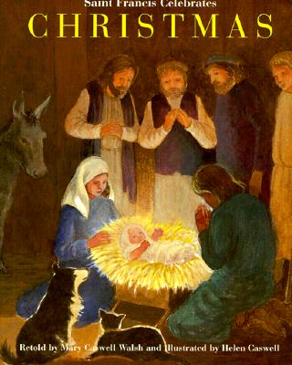 Saint Francis Celebrates Christmas Cover Image