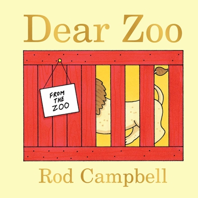 Dear Zoo (Dear Zoo & Friends) Cover Image