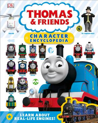 Thomas & Friends Character Encyclopedia (Library Edition) Cover Image