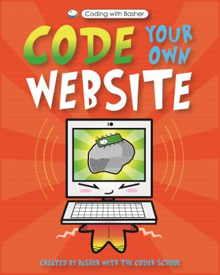 Coding with Basher: Code Your Own Website Cover Image
