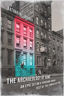 The Archaeology of Home Cover