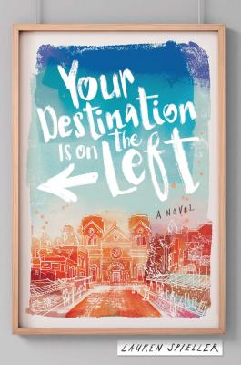 Your Destination Is on the Left Cover Image