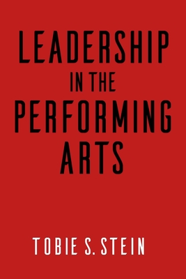 Leadership in the Performing Arts Cover Image