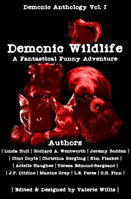 Cover for Demonic Wildlife
