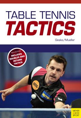 Table Tennis Tactics: Be a Successful Player Cover Image