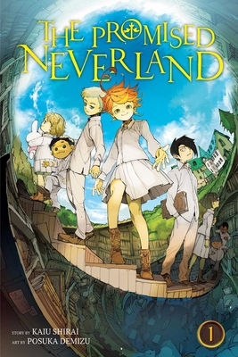 The Promised Neverland, Vol. 1 Cover Image