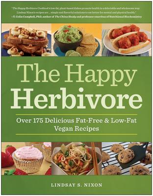 The Happy Herbivore Cookbook Cover