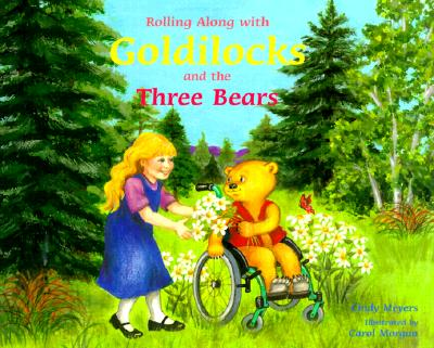 Rolling Along with Goldilocks and the Three Bears Cover Image