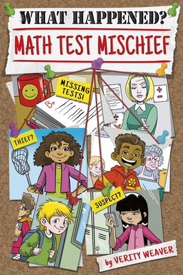 Cover for Math Test Mischief