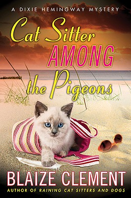 Cat Sitter Among the Pigeons Cover