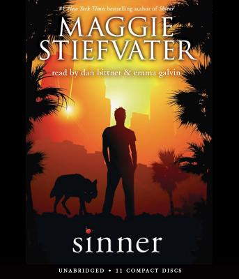 Sinner - Audio (Shiver) Cover Image