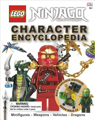 Lego Ninjago Cover