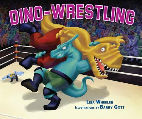 Dino-Wrestling Cover Image