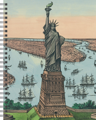 New York in Art 2021 Engagement Book Cover Image