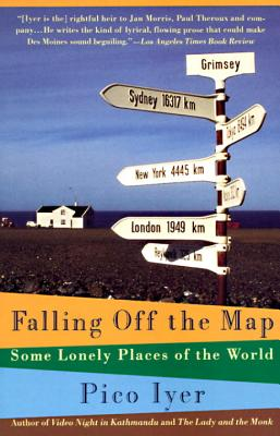 Falling Off the Map: Some Lonely Places of the World Cover Image