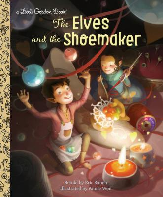 The Elves and the Shoemaker, A Little Golden Book