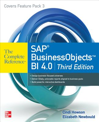 SAP BusinessObjects BI 4.0 (Complete Reference) Cover Image