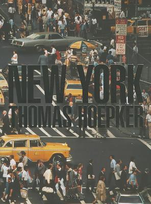 New York: Thomas Hoepker Cover Image